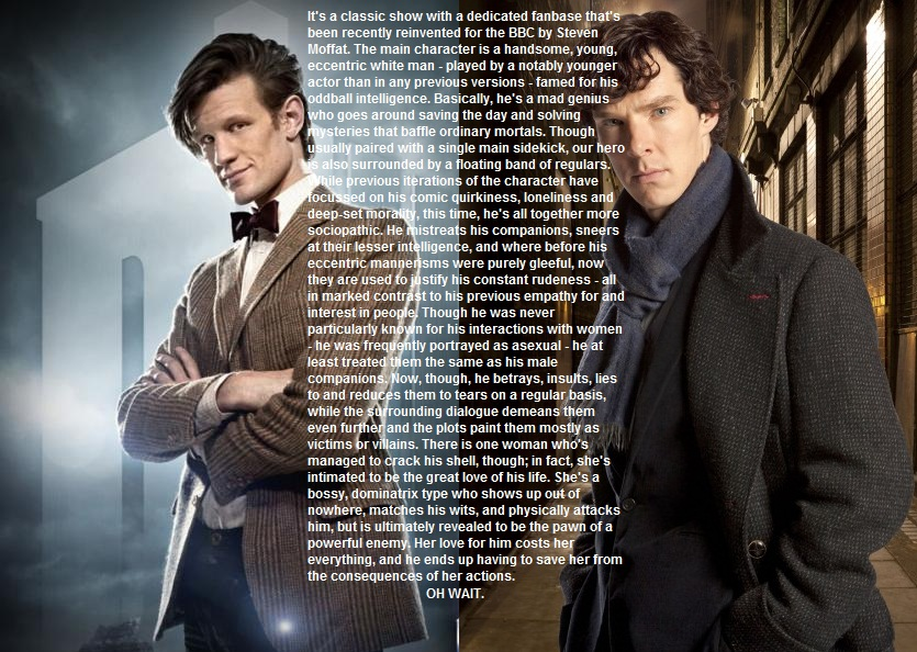 Theme, will Sherlock irene adler nude think