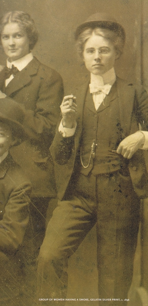 Victorian Women Smoking