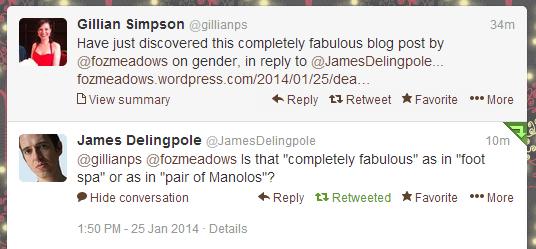 Dear James Delingpole: You Are The Problem (1/5)