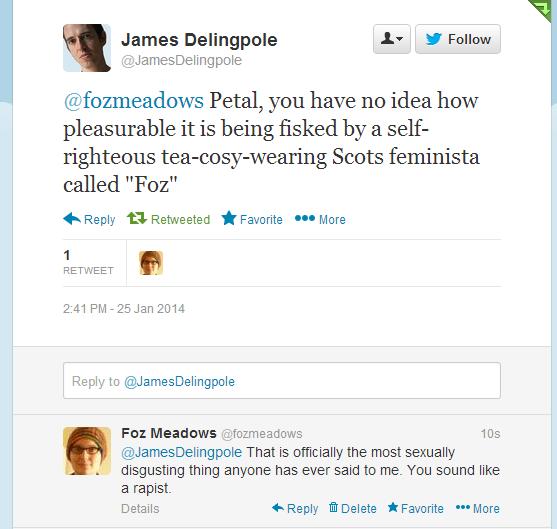 Dear James Delingpole: You Are The Problem (2/5)